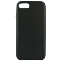 Coque en cuir MOOOV pour iPhone 7 et 8 Noir