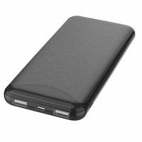 PowerBank XIPIN M5 10000 mAh Micro USB et Type-C Noire