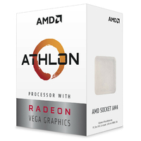 Processeur AMD Athlon 200GE (AM4)