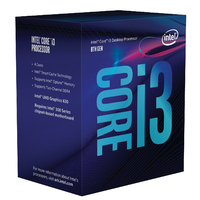 Processeur INTEL Core i3-8300 (1151)