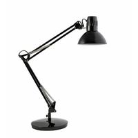 Lampe de bureau ALBA Architecte LED Noire