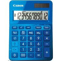 Calculatrice CANON LS-123K-MBL Bleue