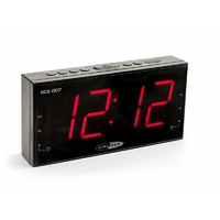 Radio réveil CALIBER HCG007