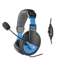 Casque micro NGS MSX9 Pro Blue