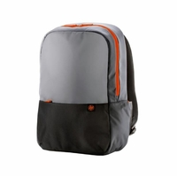 "Sac à dos HP Duotone 15,6"" noir et orange"
