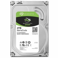 "HDD SEAGATE Barracuda 3,5"" SATA III 4 To"
