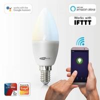 Ampoule LED connectée CALIBER HWL1201