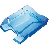 Corbeille à courrier A4 HELIT Greenlogic Bleu