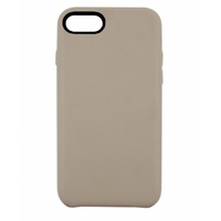 Coque en cuir MOOOV pour iPhone 6 et 6S Beige