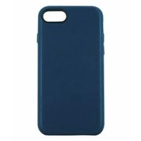 Coque en cuir MOOOV pour iPhone 6 et 6S Bleu Marine