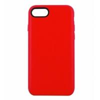 Coque en cuir MOOOV pour iPhone 6 Plus et 6S Plus Rouge
