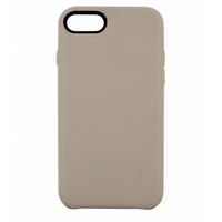 Coque en cuir MOOOV pour iPhone 6 Plus et 6S Plus Beige