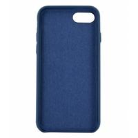 Coque en cuir MOOOV pour iPhone 7 et 8 Bleu