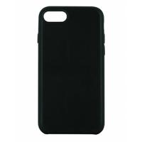 Coque en cuir MOOOV pour iPhone 7 Plus et 8 Plus Noir