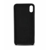 Coque en cuir MOOOV pour iPhone XS Max Noir