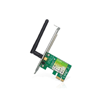 Carte Wi-Fi Pci-E TP-LINK TWN781ND 150 Mbps