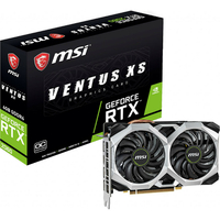 Carte graphique MSI GeForce RTX 2060 Ventus XS 6 Go OC