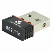 Adaptateur USB Wi-Fi VOLKANO 150 Mbps Noir