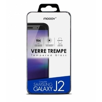 Verre trempé MOOOV pour Samsung Galaxy J2