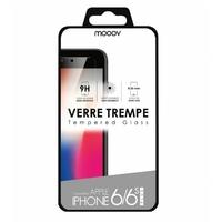 Verre trempé MOOOV pour iPhone 6+ et 6S+