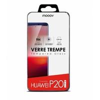 Verre trempé MOOOV pour Huawei P20 Lite