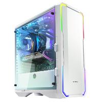Boîtier BITFENIX Enso RGB Blanc