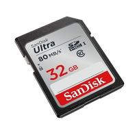Micro SDHC SANDISK Ultra 32 Go Classe 10
