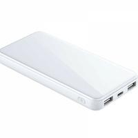 PowerBank XIPIN M8 10000 mAh Micro USB Blanche
