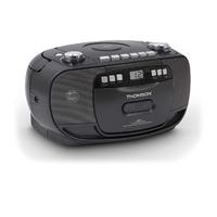 Radio CD cassette portable THOMSON RK200CD