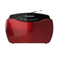 Radio de poche THOMSON RT223 Rouge