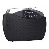 Radio de poche THOMSON RT222 Noire