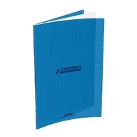 Cahier CONQUERANT 96 pages 21x29.7cm Séyes Bleu