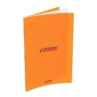 Cahier CONQUERANT 96 pages 21x29.7cm Séyes Orange