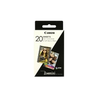 Kit d'impression 20 feuilles pour CANON Zoemini