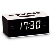 Radio réveil BIGBEN RR60BCN Brick Blanc