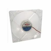 Ventilateur de boitier HEDEN 80 mm Transparent