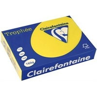 Paquet Clairefontaine A4 160g Soleil