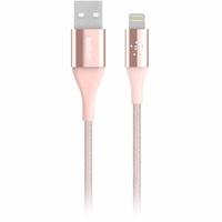 Câble BELKIN USB vers Lightning Kevlar 1,2m Rose