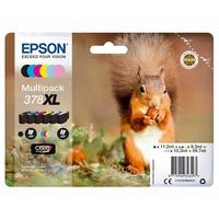 Cartouche d'encre EPSON Ecureuil 378XL Multipack