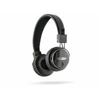 Casque micro CALIBER MAC501BT Bluetooth Noir