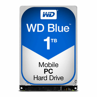 "HDD 2,5"" WESTERN DIGITAL Blue Mobile WD10SPZX 1 To"