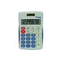 Calculatrice de poche HITECH C1512