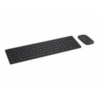 Pack clavier souris MICROSOFT Designer Bluetooth Noir