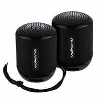 Enceinte nomade VOLKANO Gemini Séries Bluetooth