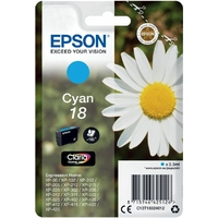 Cartouche d'encre EPSON Pâquerette Cyan