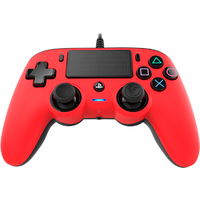 Manette PS4 Filaire NACON PS4OFCPADRED Rouge