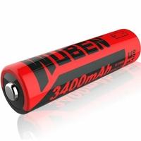 Batterie Li-Ion WUBEN 3400 mAh 3.7V 18650