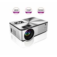 Mini vidéoprojecteur CHEERLUX C9 LED 720p 2800 lm