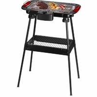 Barbecue sur pieds et de table TECHWOOD TBQ-825P 2000W