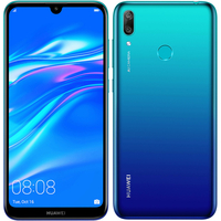 """Smartphone HUAWEI Y7 2019 6,26"""" 4G Bleu"""